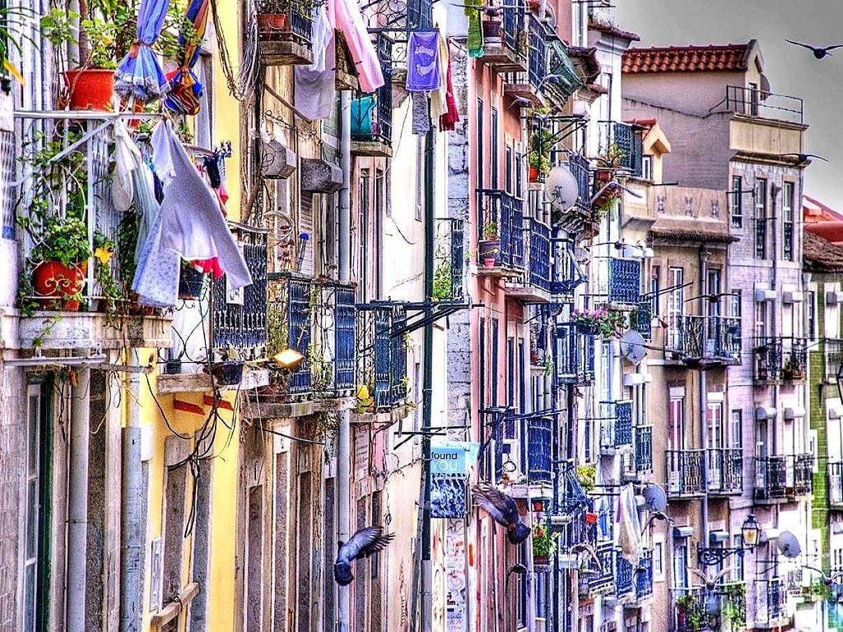 Bairro Alto- Lisbonne