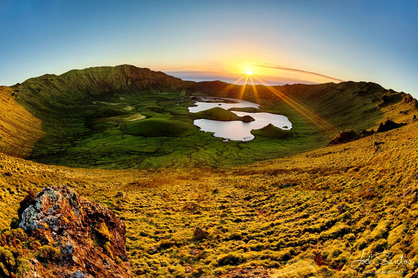 île du Corbeau - Açores