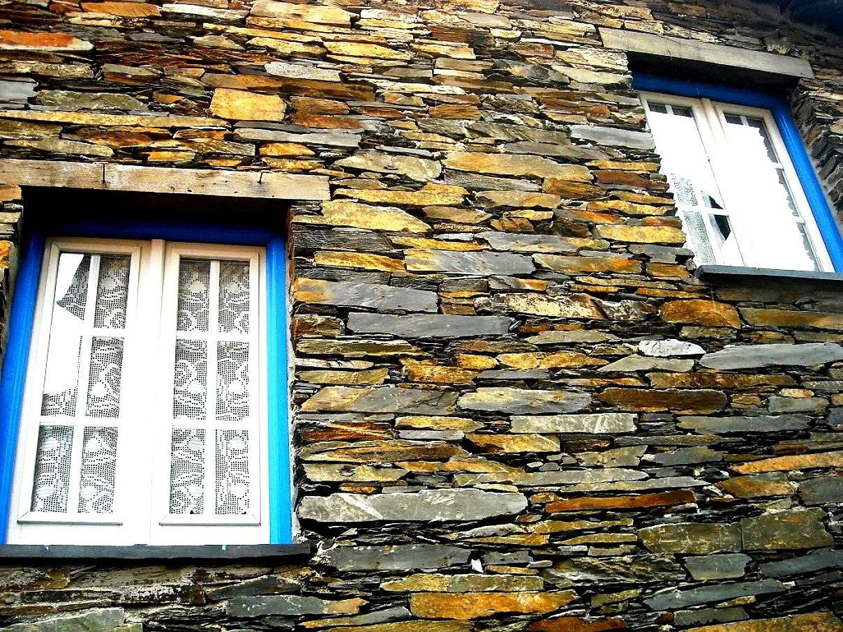maison de schiste - Piodao