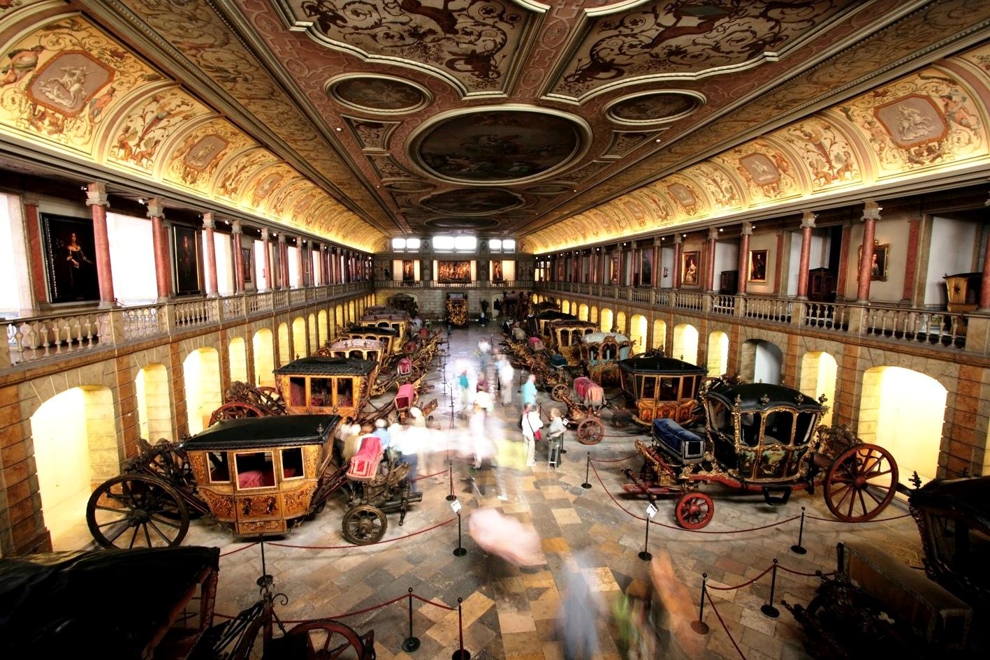 musée des carrosses - Lisbonne