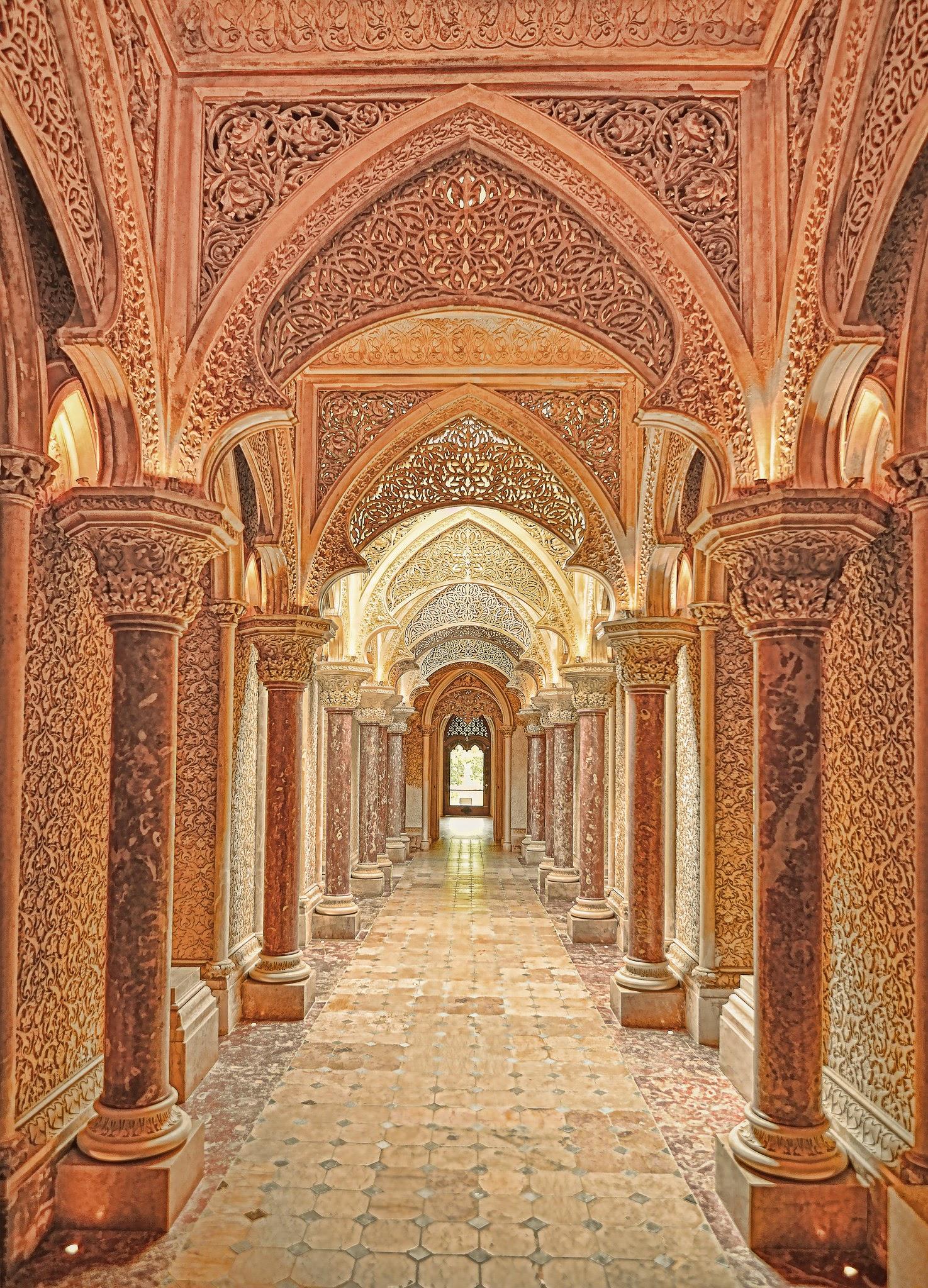 palais de Monserrate - Sintra