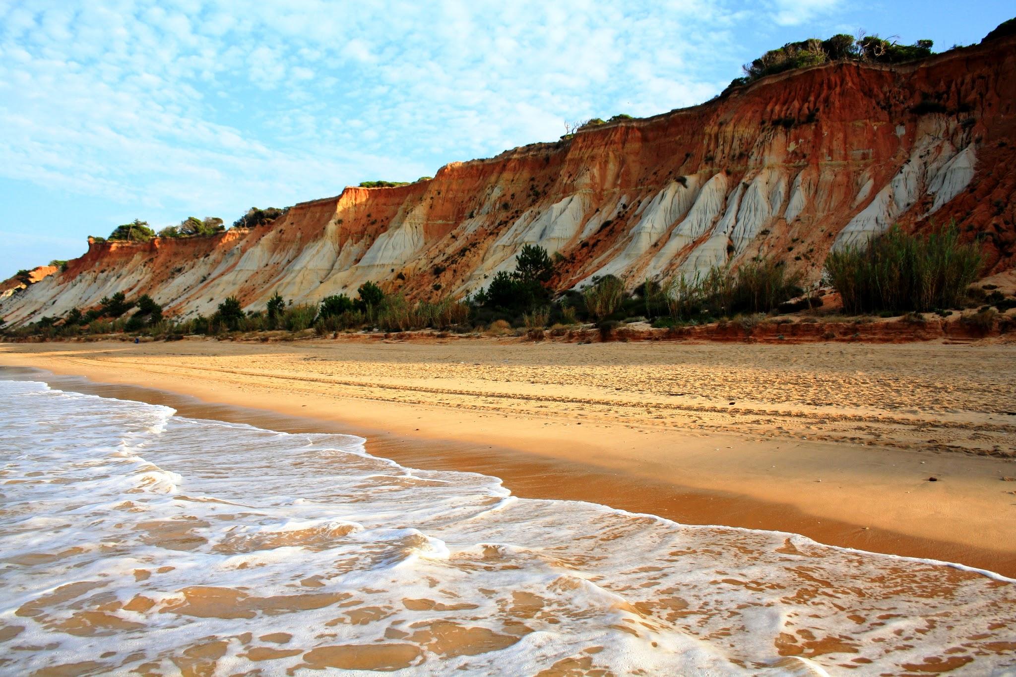 plage de la falaise - Albufeira