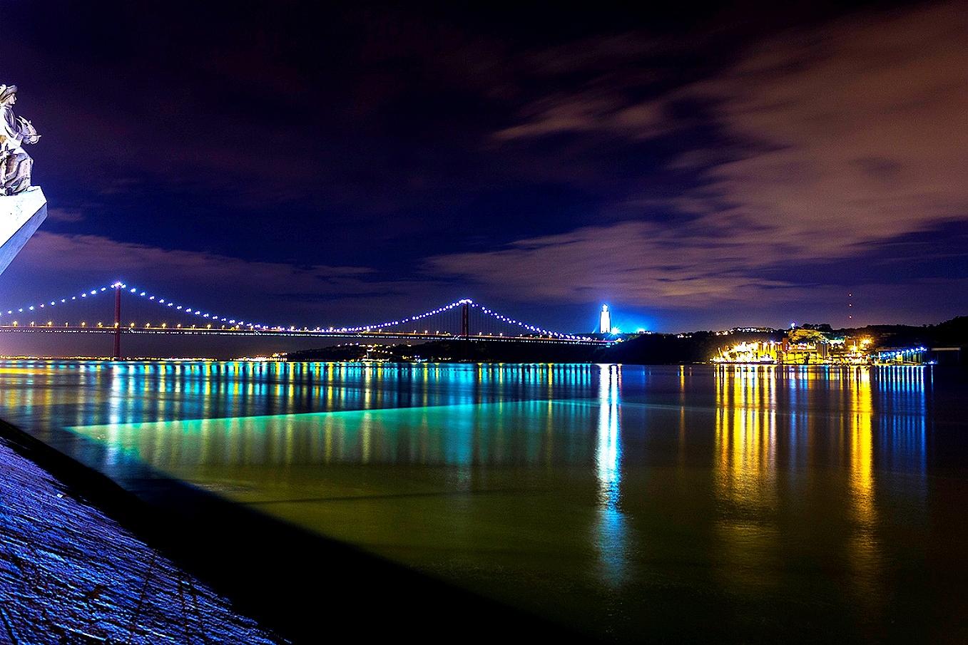 Pont 25 d'avril - Lisbonne