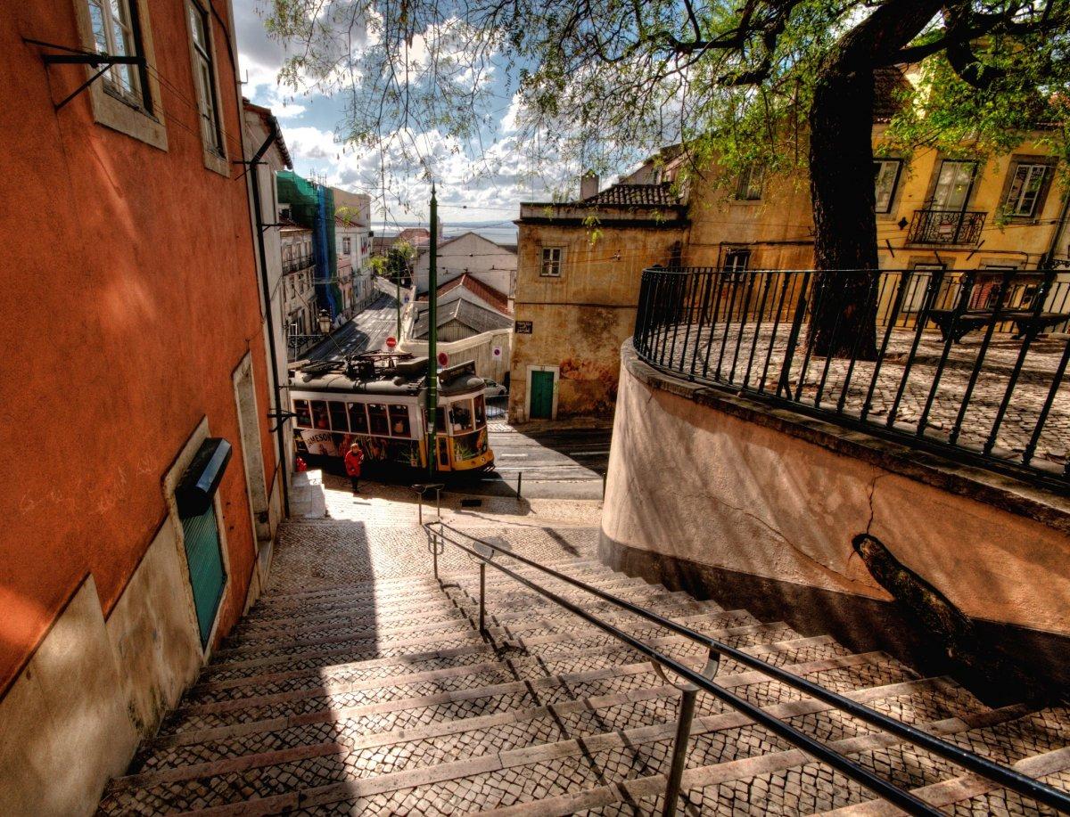Alfama - Lisbonne