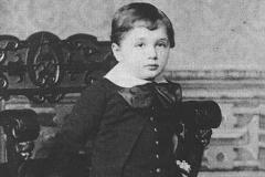 Albert Einstein enfant