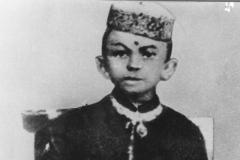 Gandhi enfant
