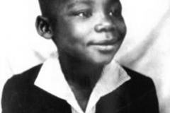 Martin Luther King enfant